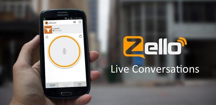 O Zello é o melhor aplicativo Walkie Talkie, sendo um apk grátis e em português! (Foto: Divulgação)