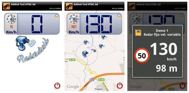 O Radardroid Lite é o aplicativo ideal para localizar radares (Foto: Divulgação)