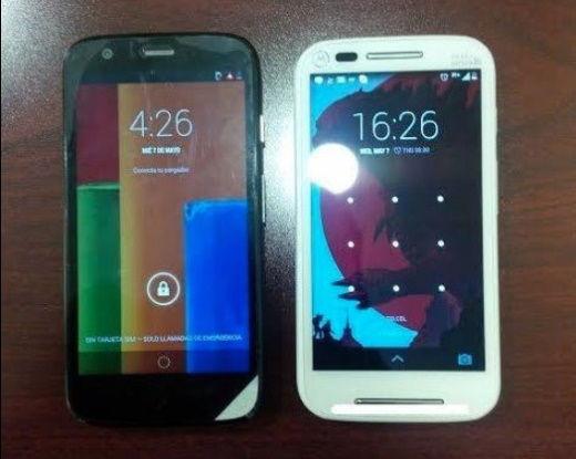 Moto E Android Police