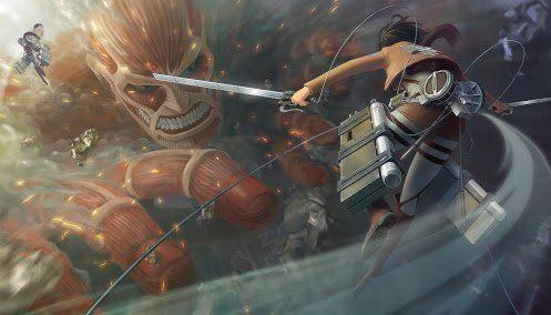 Shingeky no Kyojin - 3DS