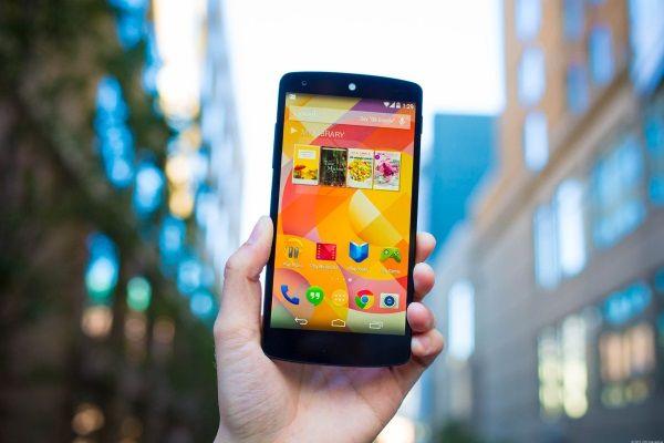 Android KitKat 4.4.3 Nexus 5