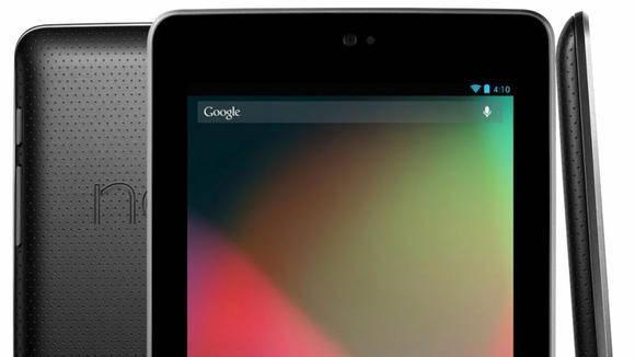 Nexus 4 e Nexus 7 Android L