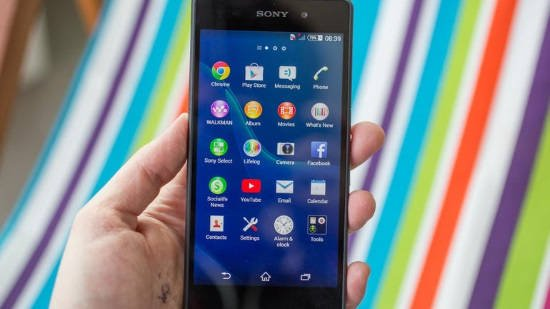 sony-xperia-z2 Android L