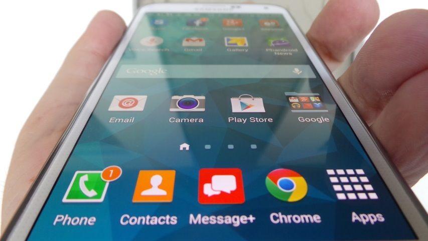 A atualização de cerca de 194MB para o Galaxy S5 melhora o desempenho do smartphone (Foto: Divulgação)