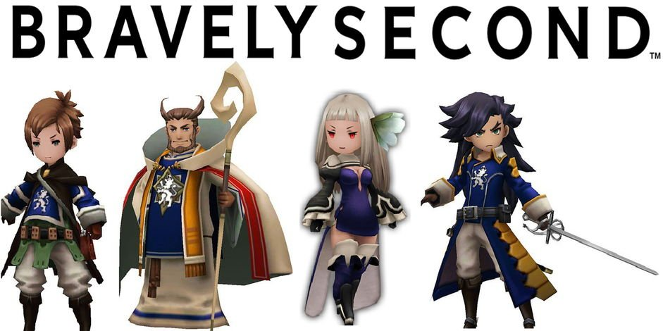 Bravely Second Characters