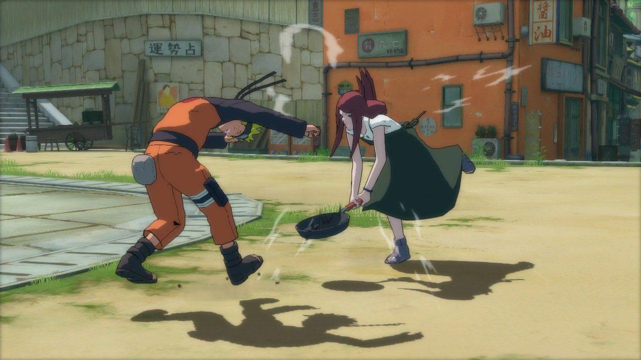 Naruto Shippuden Storm Revolution