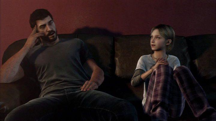 The Last Of Us - Joel e Sarah, The Last Os Us - pai e filha, The Last Of Us - análise