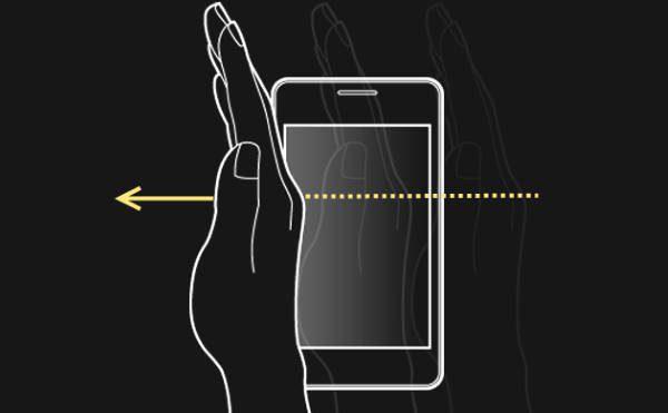 Galaxy Note 3 Print Screen