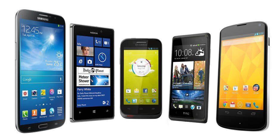 smartphones bons e baratos