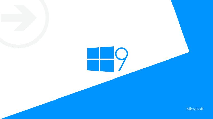 Windows 9 Conceito