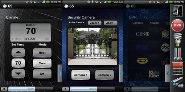 Mobile Pro Control Aplicativos para deixar a Casa inteligente