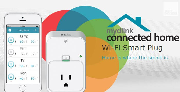 MyDlink Wifi SmartPlug Aplicativos para deixar a Casa inteligente