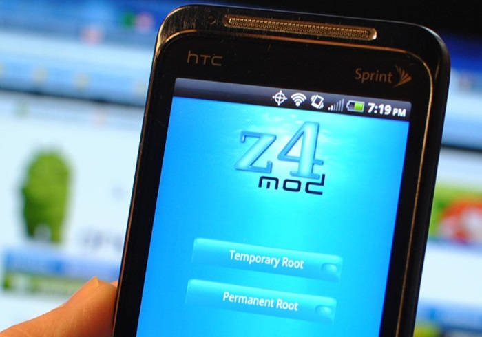 O que é Root android Z4root