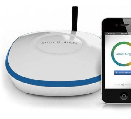 SmartThings Aplicativos para deixar a Casa inteligente