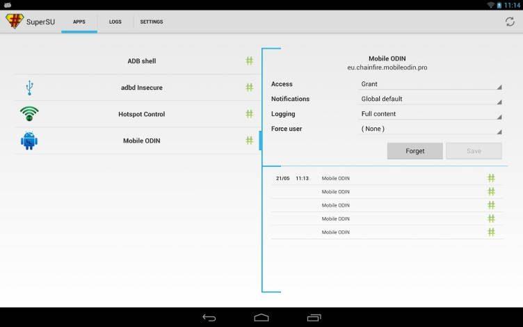 SuperSU Android ver 2.35 Download