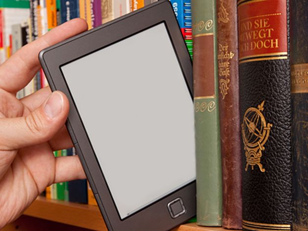 Pageglow - e-reader ou livros
