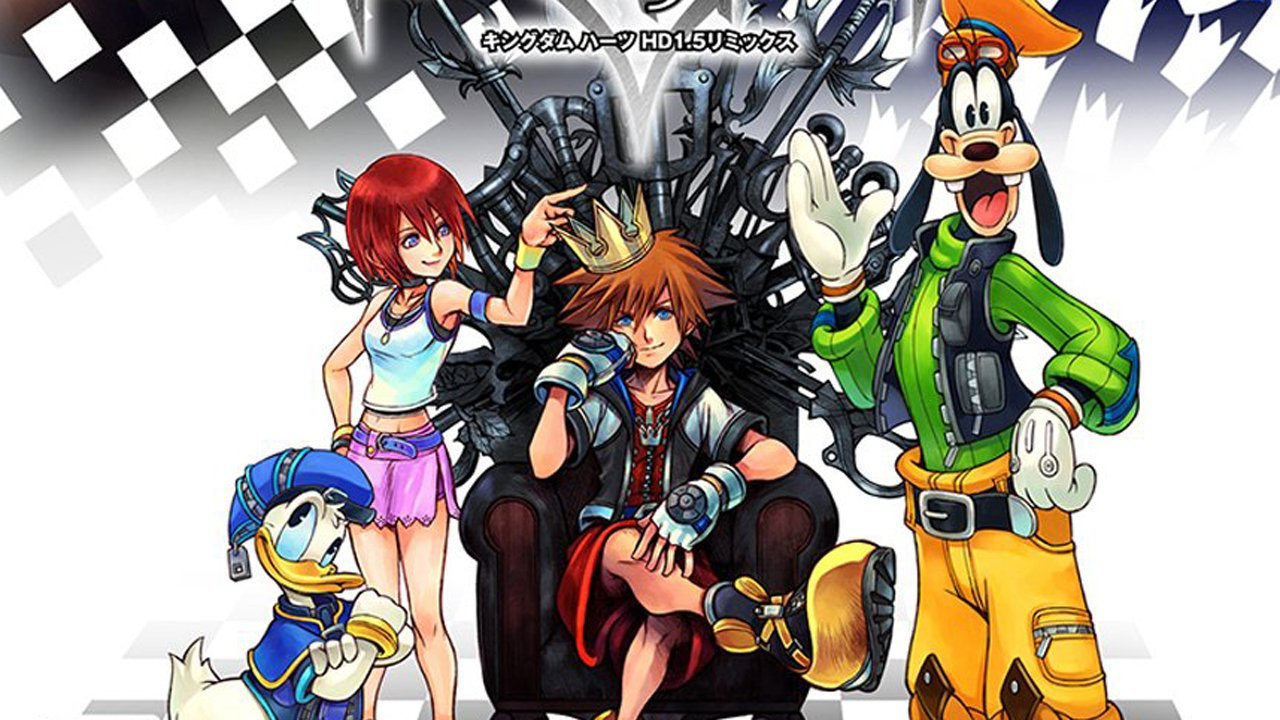 Linha do tempo de Kingdom Hearts