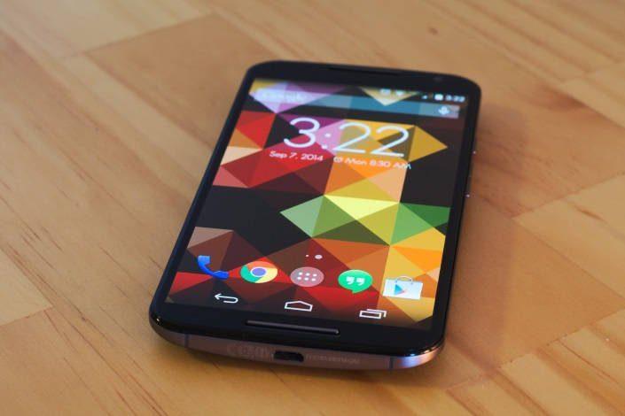 Moto X 2014 começa a ser atualizado para o Android 5.0 Lollipop