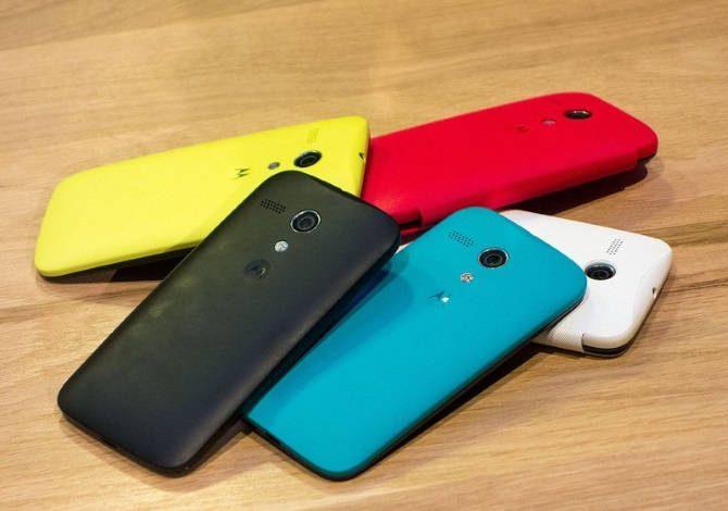 Moto G 2013/2014 recebem atualização para o Android 5.0.1