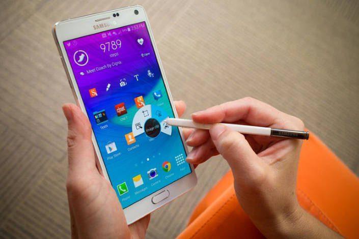 Galaxy Note 3, 4 e Galaxy S4 receberão Android Lollipop em 2015