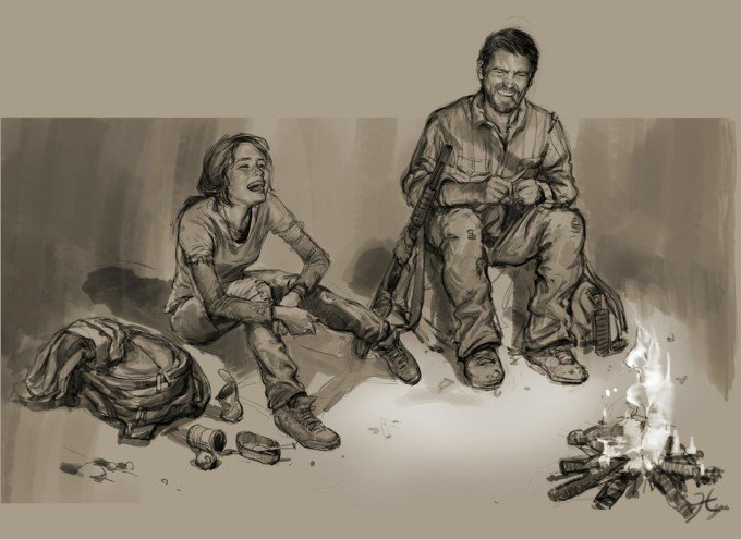 The Last Of Us 2 - Joel e Ellie