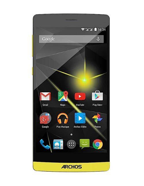CES 2015 — Archos apresenta novo smartphone Android por menos de US$ 200