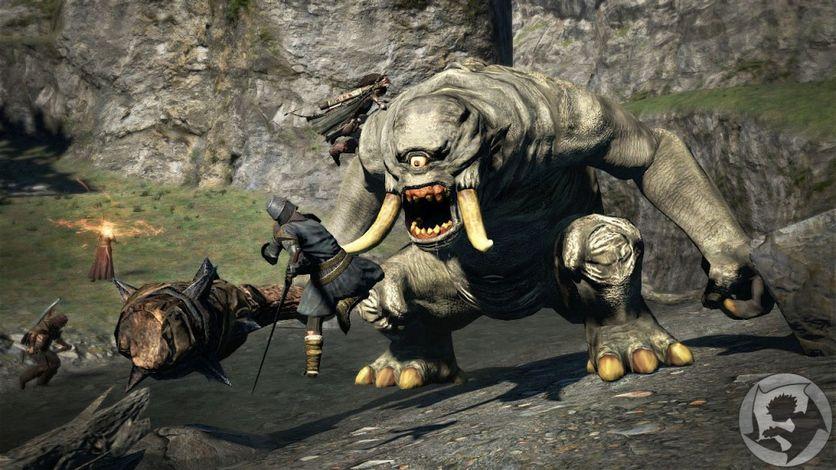 dragons dogma - ciclopes