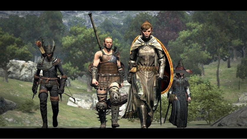 dragons dogma free to play characters