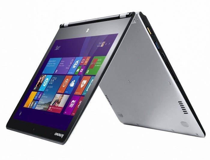 CES 2015 - Lenovo anuncia Yoga 3 Tablet com display de 14 polegadas