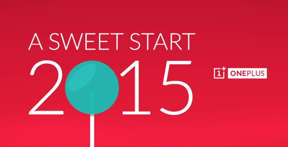 OnePlus One: Atualização Alpha para o Android 5.0 Lollipop