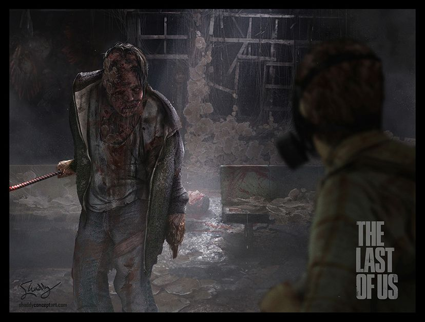 the last of us 2 - infectados