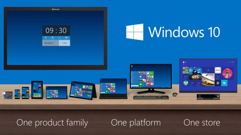 Flagship com Windows 10 será lançado até o mês de Setembro
