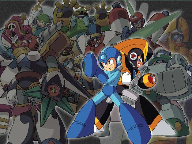 Megaman & Bass para Wii U
