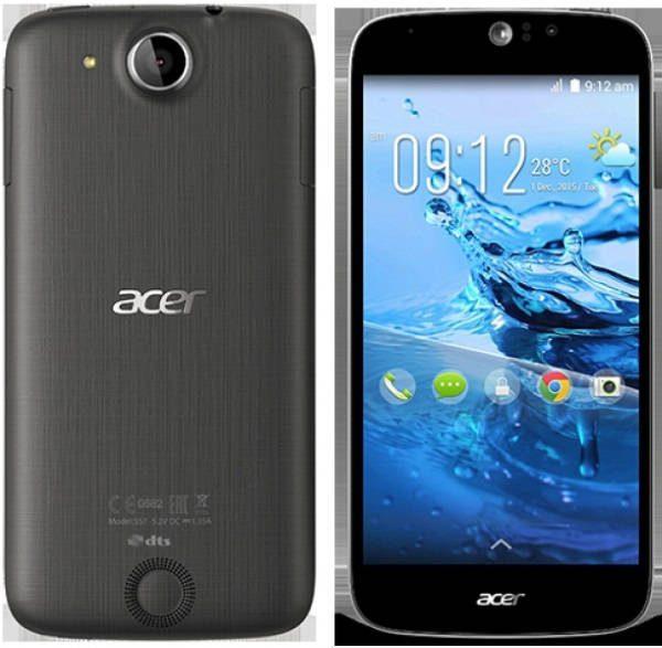 Acer Liquid Jade Z: Imagem e especificações técnicas são vazadas