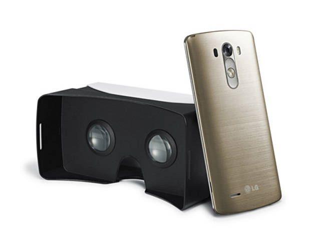 LG G3: compradores vão ganhar óculos de realidade virtual