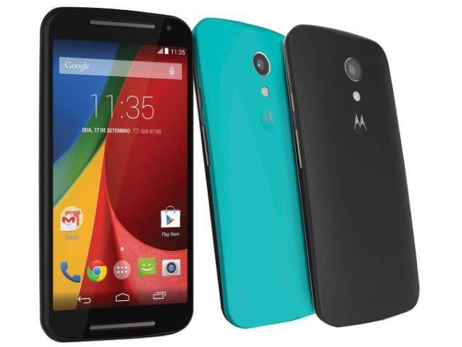Moto G 1ª e 2ª geração recebem o Android 5.0 Lollipop