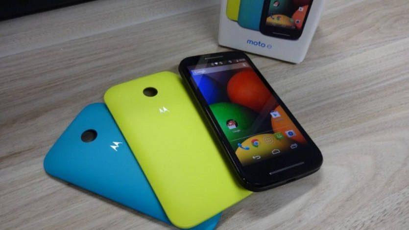 Moto E: Testes para o Android 5.0 Lollipop começaram!
