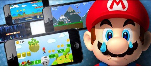 Nintendo on mobile