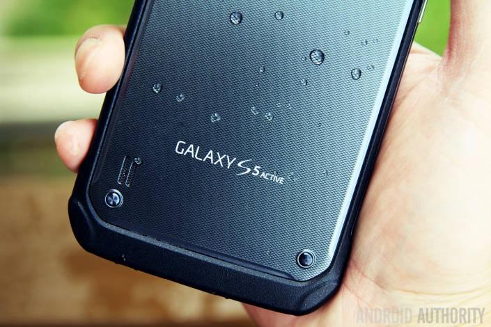 Samsung Galaxy S5 Active: Atualização Android 5.0 Lollipop