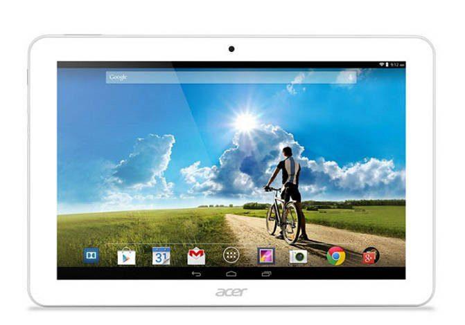 Acer Iconia Tab 10: Especificações Técnicas, Preço e Disponibilidade