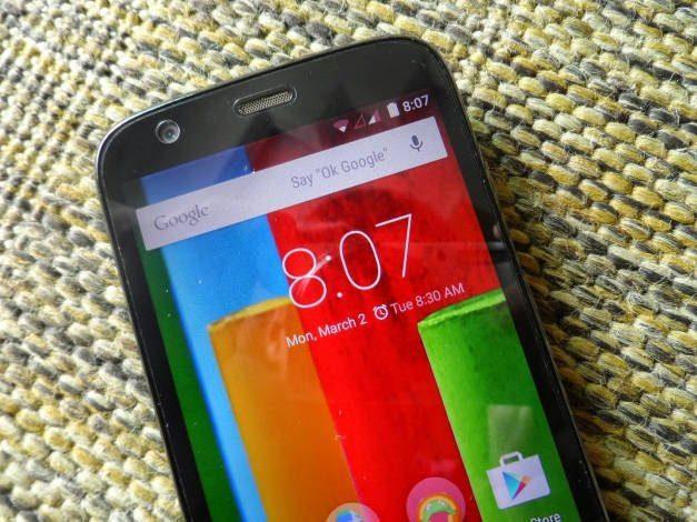 Moto G 2013 apareceu na net rodando Android 5.1 Lollipop