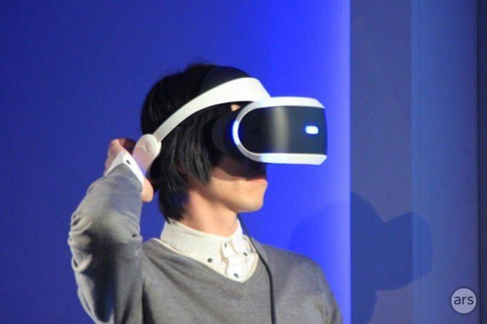 Project Morpheus chegará ao PS4 no primeiro semestre de 2016