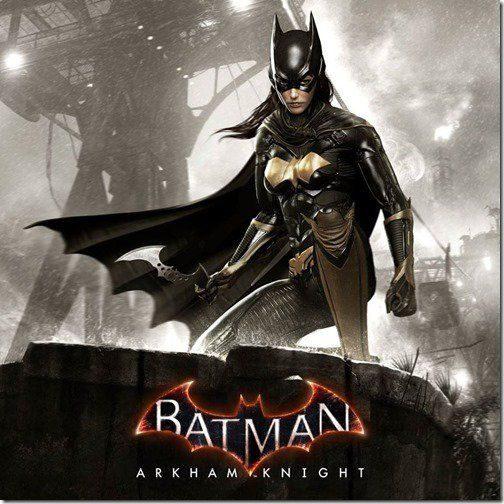 Batgirl - Batman Arkhan Knight