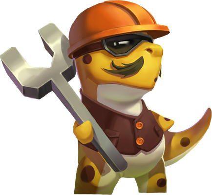 dino construtor