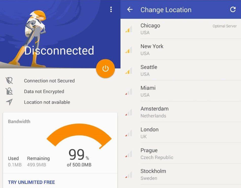 Rocket VPN - Internet Freedom Download — Mobile Bit
