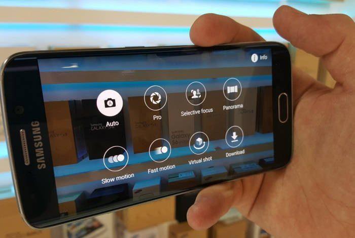 Galaxy S6: Novas funções da câmera no Android 5.1.1 Lollipop