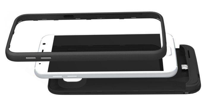 Samsung Galaxy S6/S6 Edge: Capa adiciona cartão microSD