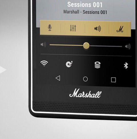 Marshall London: O primeiro smartphone da empresa