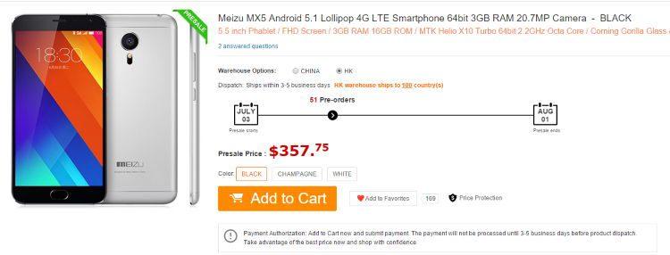 GearBest: Confira os 6 smartphones/phablets que estão com um valor promocional