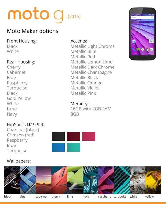 Moto G 2015: Tudo sobre a terceira geração do smartphone